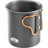 GSI Halulite 14 fl. oz Cup - Aluminium Becher