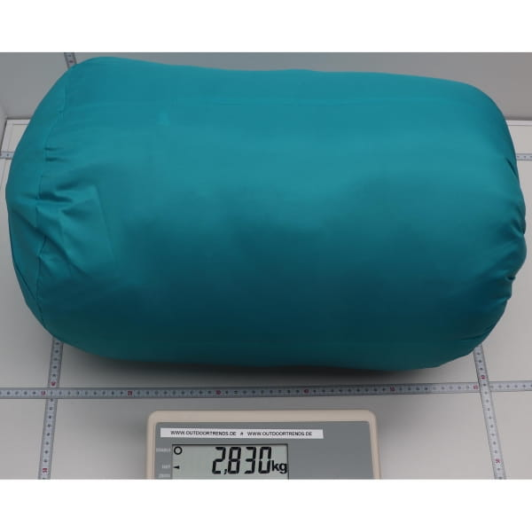 Mountain Hardwear Bozeman 0F/-18°C - Kunstfaserschlafsack washed turq - Bild 5