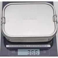 Vorschau: Tatonka Lunch Box II Lock 1000 ml - Edelstahl-Proviantdose stainless - Bild 3