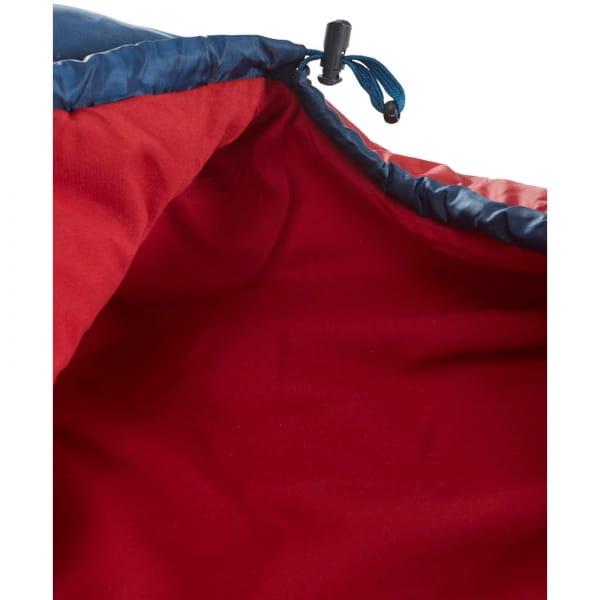 Wechsel Tents Stardust 10° M - Schlafsack red dahlia - Bild 15