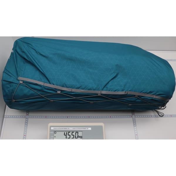 Sea to Summit Comfort Deluxe S.I. Double - Isomatte byron blue - Bild 3