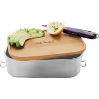 Vorschau: Tatonka Lunch Box I Bamboo 1000 ml - Edelstahl-Proviantdose stainless - Bild 4