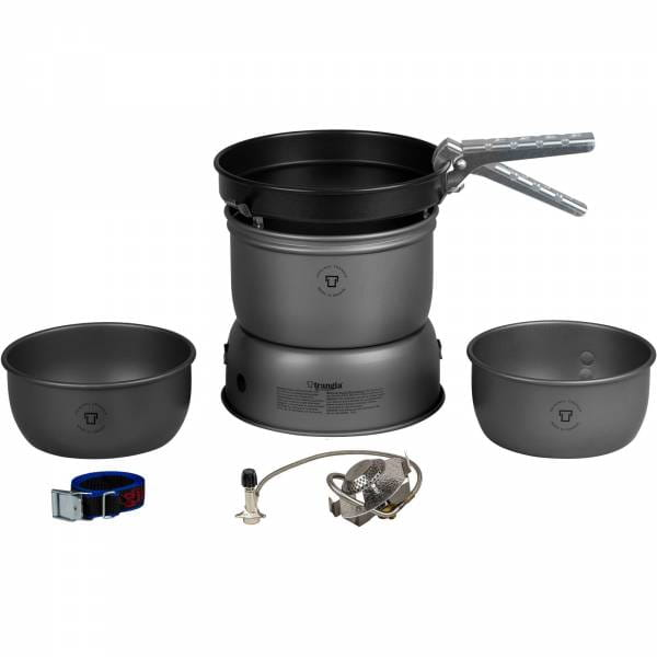 Trangia Sturmkocher Set klein - 27-3 HA - Gas - ohne Wasserkessel - Bild 1