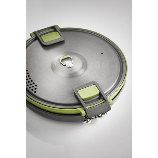GSI Escape Set - faltbarer Kochtopf und Pfanne green - Bild 15