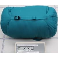 Vorschau: Mountain Hardwear Lamina 15F/-9°C Women´s - Kunstfaserschlafsack vivid teal - Bild 4