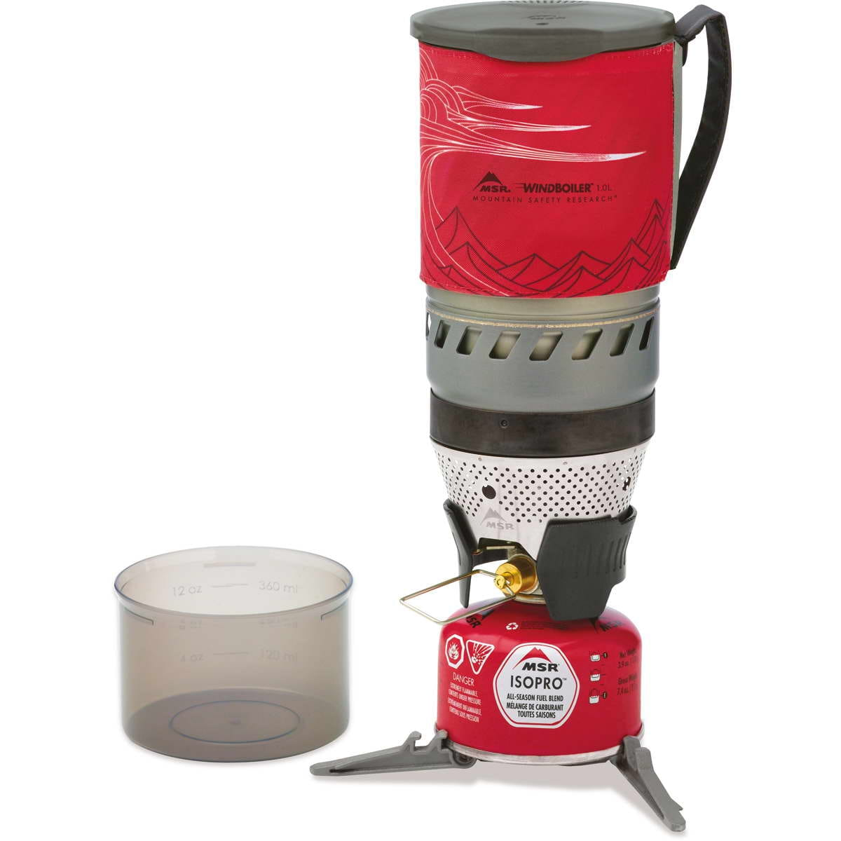 MSR WindBurner® - Kochersystem red - Bild 2