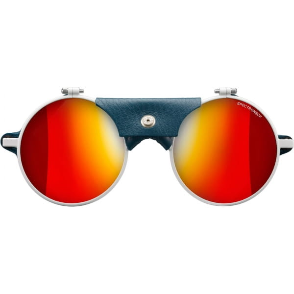 JULBO Vermont Classic Spectron 3CF - Bergsteigerbrille weiß-blau - Bild 2