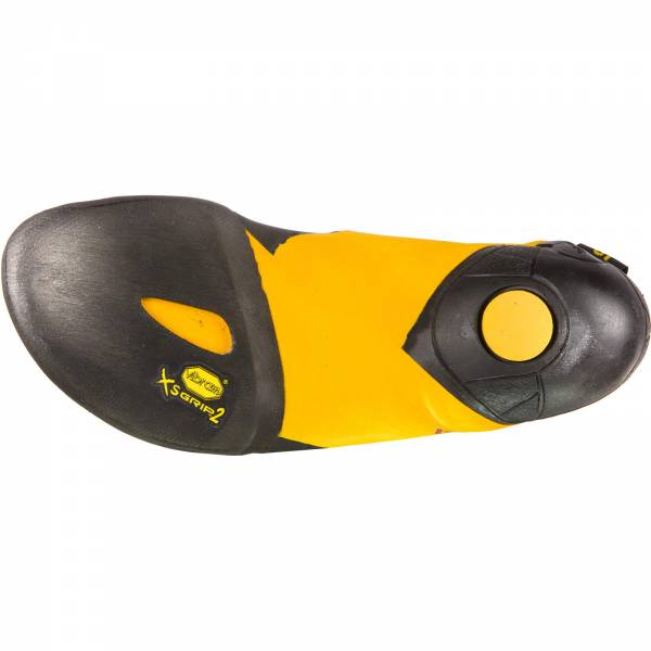 La Sportiva Skwama - Kletterschuhe black-yellow - Bild 4