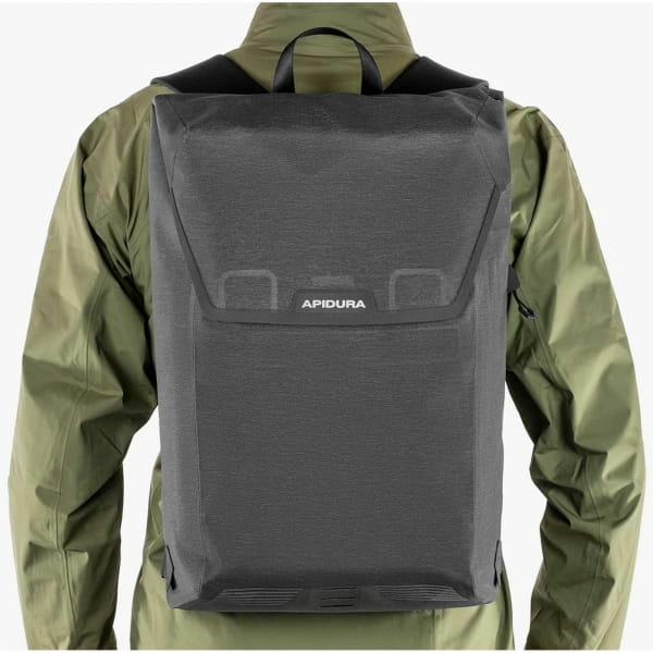 Apidura City Backpack 17L - Daypack anthracite melange - Bild 6