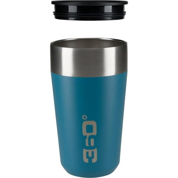 360 degrees Vacuum Insulated Stainless Travel Mug Large - Thermobecher denim - Bild 8