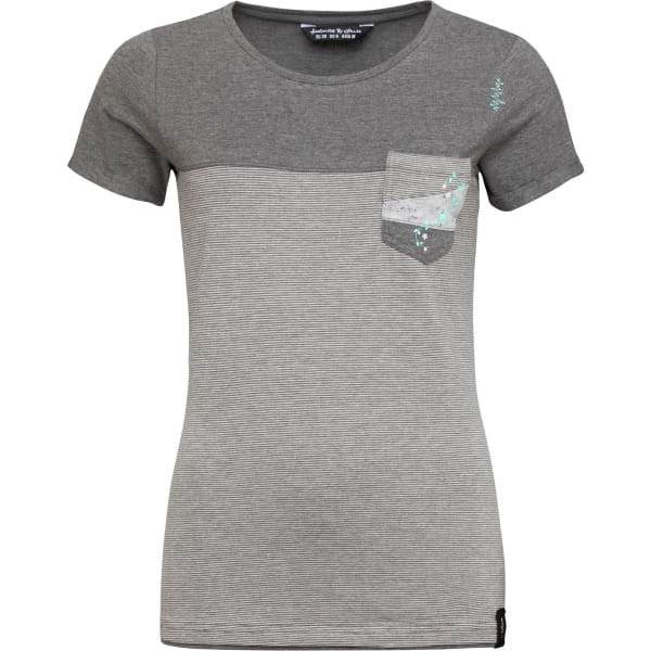 Chillaz Women's Street - T-Shirt anthrazit melange - Bild 8
