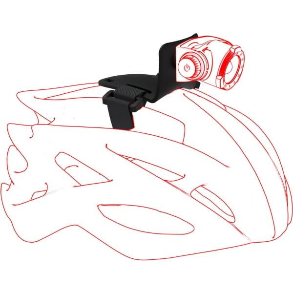 Ledlenser Helmet Connecting Kit Type H - Helmhalterung - Bild 5